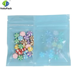 Smart Hardiron 500pcs Mini Ziplock Bag Transparent Earrings Ring Small Plastic Bags High Quality Pe Bag Moisture Bag Home Storage & Organization