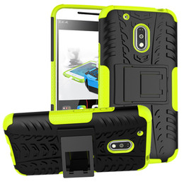$enCountryForm.capitalKeyWord NZ - For Huawei P9 Plus V8 Mate 8 Y5 Y3 Y6 II P10 P8 Lite 2017 Hybrid Combo 2 In 1 Robbot Armor Rugged Cover Case Hard Back Stand with Kickstand