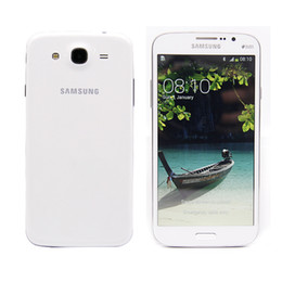 RefuRbished andRoid cell phones online shopping - Unlocked Original Samsung Galaxy Mega Refurbished I9152 Cell Phone inch Dual Core GB RAM GB ROM MP camera Mobile phone