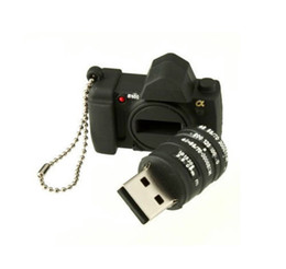 256gb mini flash drive online shopping - Mini Silicone Camera Model Model USB Flash Drive XMAS Gift GB GB GB Pen U Stick Memory Full Capacity For PC GB GB GB