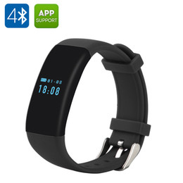 band message 2020 - DFit Smart Sports Bracelet D21 Heart Rate Monitor Smartband Waterproof IP68 Swim Smart Band Bracelet Health Fitness Trac