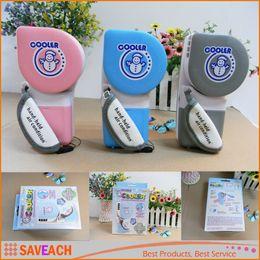 $enCountryForm.capitalKeyWord Canada - Portable Hand Hold fan Outdoor Air Conditioner USB Cooler USB Fans Outdoor Air cooling fan for Sports Home Office