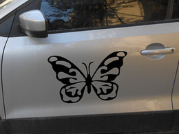 $enCountryForm.capitalKeyWord Canada - 40cm x 34.2cm Butterfly Stickers Car Sticker For Cars Side, Truck Window ,Auto SUV Door ,Wall Vinyl Decal 8 Colors