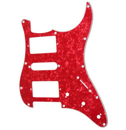 New Arrivel Electric Guitar shield Dickquard Guitar Parts Musical instrument accessories Wholesales on Sale