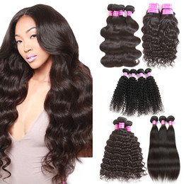 Best remy hair extension curly online best remy hair extension best selling hair extensions virgin brazilian hair weave bundles straight water body wave wet and wavy deep curly remy human hair weave weft pmusecretfo Images