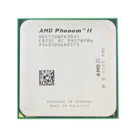Cpu Core soCket online shopping - AMD Phenom II X3 Processor Triple Core GHz Socket AM3 pin W Desktop CPU