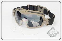 tactical Eyewear goggles Regulator Updated Version With Fan Outdoor cycling skiing Windproof dustproof