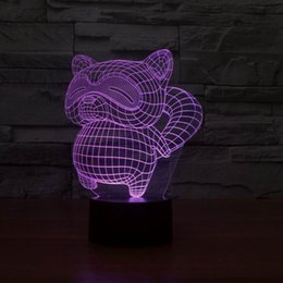$enCountryForm.capitalKeyWord Canada - LED Acrylic Fashion Changing Holiday Indoor Night Light For Children 2918 For Decor Xmas Gift For Parents