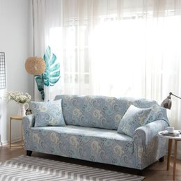 Printed Sofa Cover Universal Shaped Flower Protector Covers Couch Stretch Towel Sectional Couch Slipcover Home Decoration cheap sectional couches : discount sectional couch - Sectionals, Sofas & Couches
