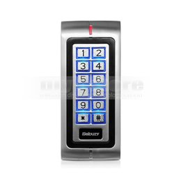$enCountryForm.capitalKeyWord NZ - New 125KHz ID Card RFID Reader Keypad Door Lock Access Controller For Home  Office Safety Use Brand NEW