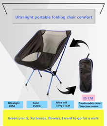 $enCountryForm.capitalKeyWord Canada - New arrival ultra-light portable outdoor folding chairs' camping supplies back reinforcement' single network structure casual canvas chair