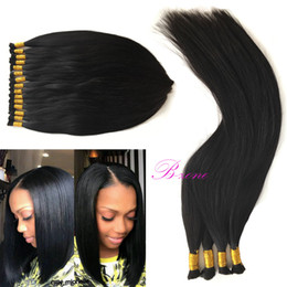 18 Inch Human Hair For NZ - Natural Color 10-30 inch Malaysian Straight Hair bulk for braiding 3 or four Bundles 100% Unprocessed Human Hair Extensions
