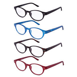 $enCountryForm.capitalKeyWord NZ - Reading Glasses Style Retro Round Frame Readers Spring Hinge Lady Women 4 Pairs  Pack