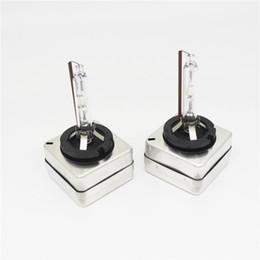 Hid Car Bulbs Canada - 2 Pieces Original HID Xenon Bulb D1S 35W 85415 C1 4300K Warm White Car Headlight Light Headlighting Lamp