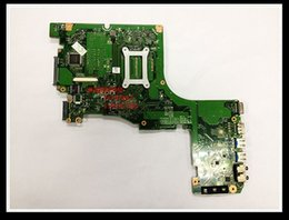 Mini itx laptop socket online shopping - Original For TOSHIBA Satellite L55 L55 A laptop s947 A2555901 V000318010 HM87 integrated motherboard fully tested