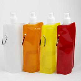 $enCountryForm.capitalKeyWord Canada - Hot Sale Spot Folding Water Bottle Folded Kettle Water Bag Outdoor Camping Mountaineering Drinking Kettle 1 zr R
