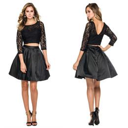 Discount 8th Grade Prom Dresses Long   2017 Long Lace 8th Grade ...