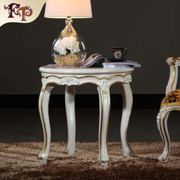 China French Provincial living room furniture -European classic coffee table -Italian square table suppliers