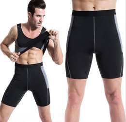Short En Forme De Couleur Unie Pas Cher-Wholesale-6 Color Sports Hommes Shorts Solid Tights Hommes Pantalons Absorbant Soft Compression Shorts Basketball Fitness Running Training Shorts