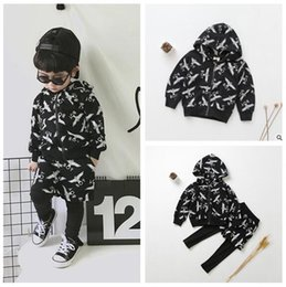 Dessins Animés Pour Enfants Pas Cher-Casual Cartoon Jacket Manteau Hoodies pour enfants Garçons FALL Winter Warm Fashion Kids Zipper Hoodies Tops Boutique Vêtements Vêtements pour enfants 1-6Y