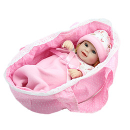 $enCountryForm.capitalKeyWord UK - 10Inch Collectible Full Silicone Vinyl Reborn Baby Doll Toy Realistic Finished Doll Christmas &birthday Gift For Child