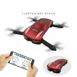 Discount electric camera car - New arrived X185 Floding Drones Electric Car Selfie Drone With HD Camera Shantou Toys Drone Kids Electronic Toy Car VS J