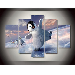 canvas photo prints Australia - (4)Online-god Canvas Painting Pictures On The Wall Print Paintings Home Decor Canvas Wall Art Modular Photos No Frame