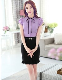 Discount Women Formal Shirts Skirts | 2017 Women Formal Shirts ...