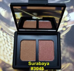 Earth color makEup online shopping - Hot Brand Makeup Duo Eyebrow Shadow Powder Matte Earth Two Colors Eyeshadow Long Lasting Natural Two Color Palette