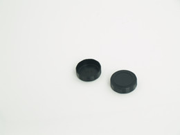 optical scopes UK - M28.5 28.5mm plastic lens caps lens covers for binoculars, spotting scopes M12 board lens and telescopes,CCTV lens Optical device