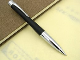 $enCountryForm.capitalKeyWord Canada - Business Urban Series Matte Black with Silver Trim Business Ballpoint Pen
