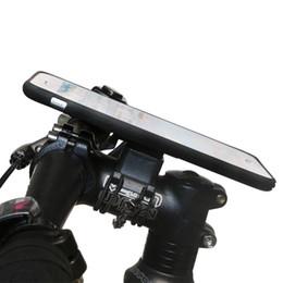Smartphone Bike Mount Canada - Smartphone Holder Bike Bicycle Handlebar Mobile Phone Mount Holder for Samsung Galaxy Note 7 S7 S6 S5 S4