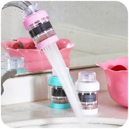 Vente en gros Filtre à eau de cuisine domestique Mini épurateur de pierre médical d'aimantation en pierre filtres Eau du robinet Retirer les contaminants de la rouille