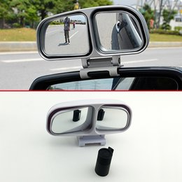 $enCountryForm.capitalKeyWord Canada - 2X Auto Parts Rear View Back Side Blind Spot Mirror 360° Auxiliary Wide Angle Mirror Truck Accessories