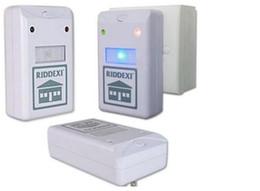 venda por atacado 300 pçs / lote Eletrônico Riddex Controle de Pragas Repelir Aid Pest Killer 110 V / 220 V