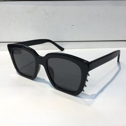 e4ea0cc2d9 0209 Popular Sunglasses Luxury Women Brand Designer Square Summer Style  Full Frame Top Quality UV Protection Mixed Color Come With Box