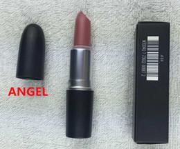 Wholesale hot selling AAA quality brand Makeup Matte Lipstick G please me honey love velvet teddy Long lasting Lipstick