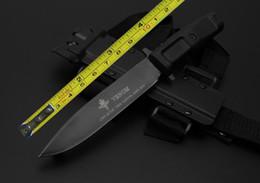 Extrema Ratio VENOM ABS Poignée N690 Lame Camping Couteau De Chasse Extérieur 004
