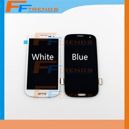 China for Samsung Galaxy S3 i9300 LCD Touch Screen & Digitizer Assembly i9305 L710 R530 i535 T999 i747 100% Test High Quality suppliers