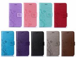 $enCountryForm.capitalKeyWord NZ - For Samsung Galaxy S5 mini S6 S7 edge S8 Plus Case Flip Cover Wallet Card Flower Business Plain For Galaxy S6 edge Case