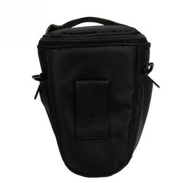 $enCountryForm.capitalKeyWord Australia - Fashion Triangle Waterproof Camera Bag For Canon DSLR EOS 1300D 1200D 760D 750D 700D 600D 650D 550D 60D 70D SX50 SX60 T6i Camera