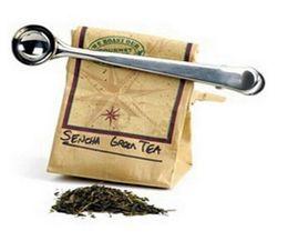 Ложка из нержавеющей стали для молотого кофе с мерной ложкой на Распродаже
