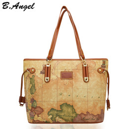 Map design bags nz buy new map design bags online from best high quality world map women bag fashion handbag high capacity school bags brand design tote bag casual shoulder bags hc z 8102 gumiabroncs Gallery