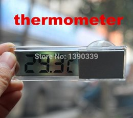 $enCountryForm.capitalKeyWord Canada - By DHL Fedex 200 pcs  lot portable household car Windscreen LCD Digital display car Auto temperature tester thermometer with sucker