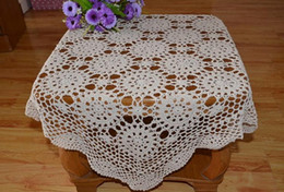 $enCountryForm.capitalKeyWord NZ - Made to order ~100% Handmade tablecloths mat, crochet table topper, square table cloths, vintage table linen for home decoration