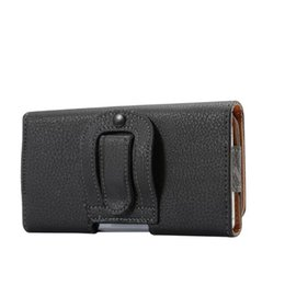 "$enCountryForm.capitalKeyWord Canada - 5.7"" Universal Litchi Clip Belt Wallet Leather Case Pouch For Samsung Galaxy NOTE5 NOTE4 S7 S6 Edge Plus Huawei Honor 6 Plus P9 Cover"
