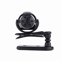 Wholesale 360 degree View SQ9 Mini DV HD P Sport Camera MP Car DVR Motion Detecting Video Multifunction Infrared lamp Voice Video Recorder