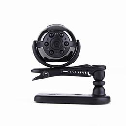 Vente en gros Vue 360 degrés SQ9 Mini DV HD 1080 P Sport Caméra 12MP Voiture DVR Motion Détection Vidéo Multifonction Infrarouge Lampe Enregistreur Vidéo
