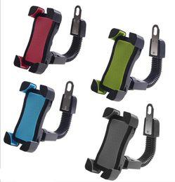 Cep Telefonu Montaj Tutacağı Standı Motosiklet Motosikleti için Scooter - Dikiz Aynası Tutacağı - Motosiklet Aksesuarları