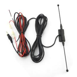 $enCountryForm.capitalKeyWord NZ - LEEWA Car 3.5mm TRS Connector Active antenna with built-in amplifier for digital TV SKU#4152
